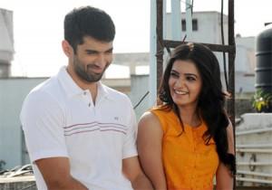 Samantha to act with Aditya Roy Kapoor