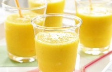 Apple Mango Smoothie