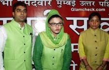 Lok Sabha Election Cause Rakhi Sawant To Vomit & Fall Sick