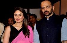 Kareena Ditches Rohit Shetty