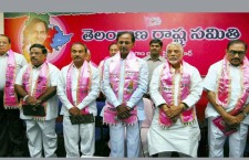TRS Forming First Telangana Government