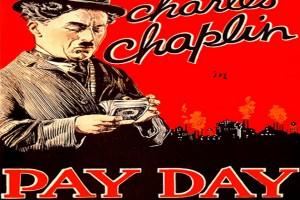 Charlie Chaplin Pay Day (Full Movie – Comedy – 1922)