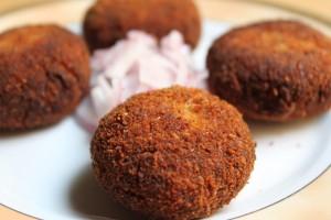 Spicy Cutlets In Telugu