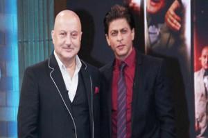 The Anupam Kher Show Shahrukh Khan