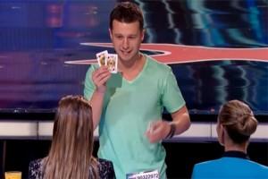 America's Got Talent 2014 – Auditions – Mat Franco
