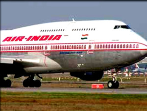 Suicide bomber threat to Air India flights