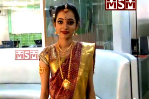 Bridal Makeup In Hyderbad Part 02