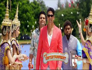 Entertainment Full Movie  Akshay Kumar, Tamannaah Bhatia, Johnny Lever