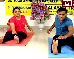 Yoga for Backache Relief part 02