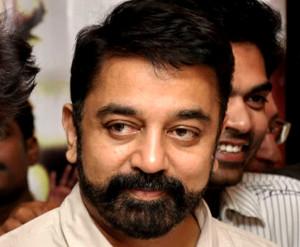Mysterious Kamal Haasan in Uttama Villain
