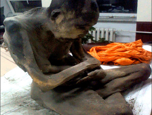 200 year old meditating mummy could be alive