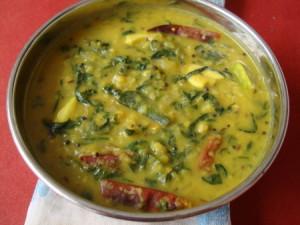Andra Kanda Bachali Recipe Part 01