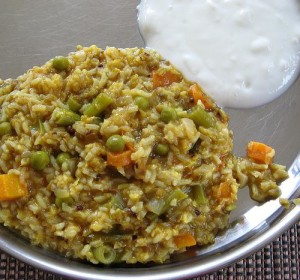 Healthy Barley Khichdi part 01
