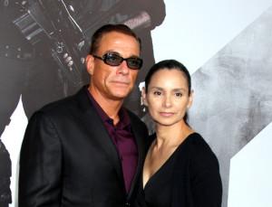 JeanClaud Van Damme wife files for divorce