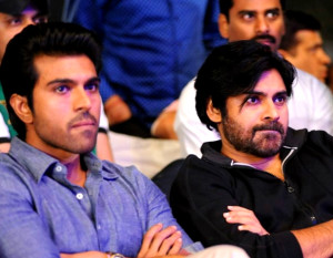 Pawan Kalyan to work with Ram Charan