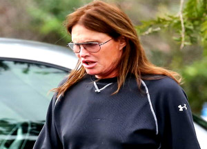 Bruce Jenner revealed he identifies himself as a woman
