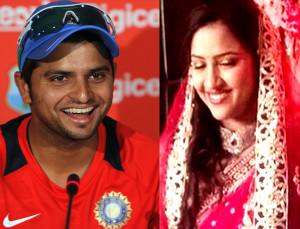 Suresh Raina gets engaged to friend Priyanka Chowdhary