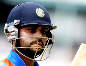 Virat Kohli breaks silence for being blamed for Indias World Cup