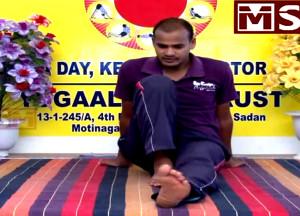 Yoga for Diabetes in Telugu