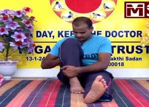 Yoga For knee Arthritis problems Part 02