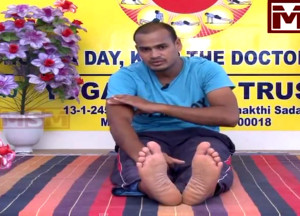 Yoga For knee Arthritis problems Part 03