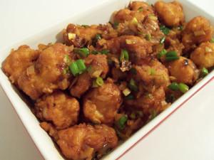 Chicken Manchuria Part 1