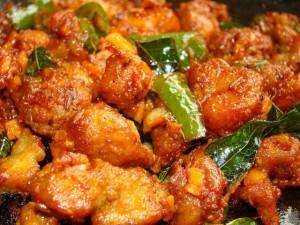Chicken Manchuria Part 2
