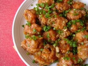 Chicken Manchuria Part 3