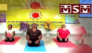 Yoga Medha Shakti For Students Part 01