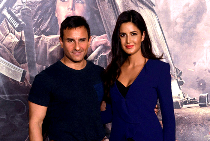 Ranbir Kapoor is lucky to have Katrina Kaif says Saif Ali Khan