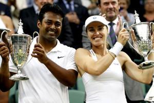 PM Modi Congratulates Leander Paes Sumit Nagal for Wimbledon Win
