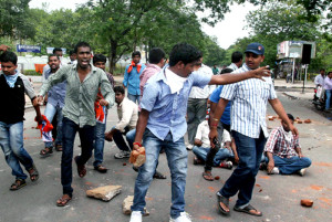 15 students injured in group clash in Hyderabad college