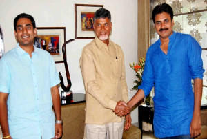 Pawan Kalyan to meet Chandrababu