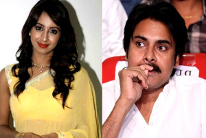 Sanjjanaa Grabs A Role In Pawan Kalyans Sardaar Gabbar Singh