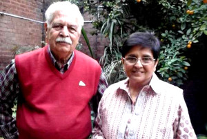 Kiran Bedi's husband dies of cardiac arrest