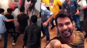 watch Kumkum Bhagya Abhi Beat Pe Booty Dance