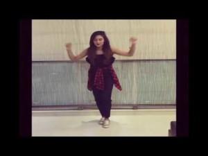 Watch krystledsouza Dance on Beat Pe Booty