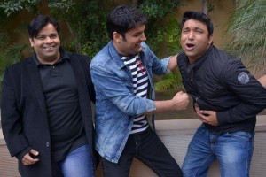 Watch kapil sharma and family in City of London