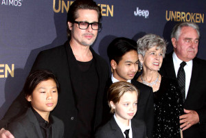 Brad Pitt abuse allegations involve 15 year old son