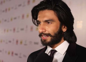 watch RanveerSingh live interaction on Facebook with new hair style