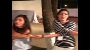 Watch Dhoni wife sakshisingh enjoying with boarding schoollife Friends