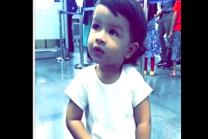 WATCH Adorable Video Of Dhonis Daughter Ziva