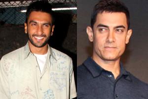 Ranveer Singh taking inspiration from Hitler and Aamir Khan