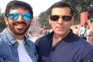 Kabir Khan having a tiff with Salman Khan