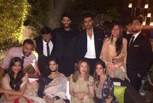 Sonam Kapoor makes her relationship with Anand Ahuja public