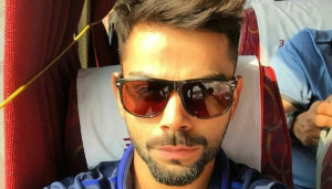 "The captain of the Indian Test Cricket team has already been in the news for all the right reasons - be it increasing number of endorsements, crossing the Rs 100 crore club, or being the biggest sports celebrity the country has. ""Virat has catapulted to No.1 leaving his captain MS Dhoni, the Khans."
