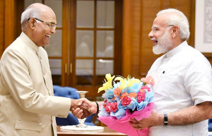 Ram Nath Kovind Bihar Governor and a Dalit