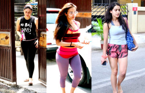 Who got perfect body kareena,malika, Mira Rajput or Sara Ali Khan