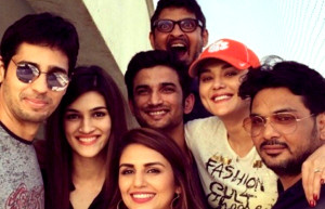 Kriti Sanon clarifies her relationship with Sushant