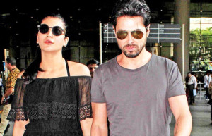 Shruti Haasan spotted with rumoured boyfriend